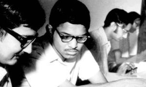 Narayan Murthy in his College Days