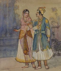Jahagir and Nur Jahan