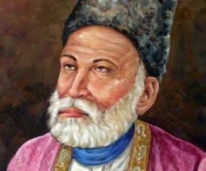 Mirza Ghalib was born on 27 December 1797 in Agra, into a well-to-do family of army officers.