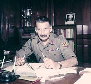 Field Marshal Sam Manekshaw