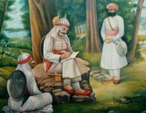 Rana Amar Singh- Administrator and Warrior