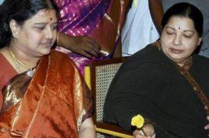 Jayalalitha Sasikala