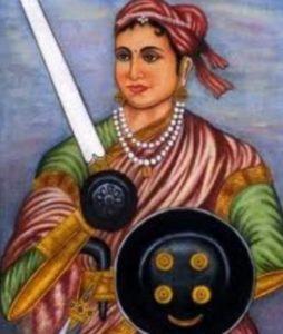 Jhalkari Bai Image