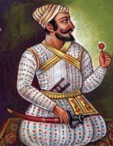 Shahji Bhonsle
