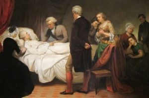 George Washington Death