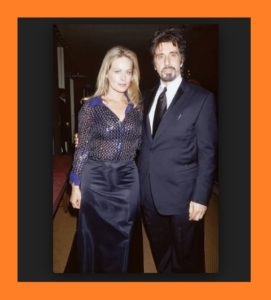 Beverly D'Angelo & Al Pacino (1996-2003)