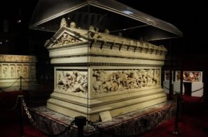 Alexander the Great Tomb