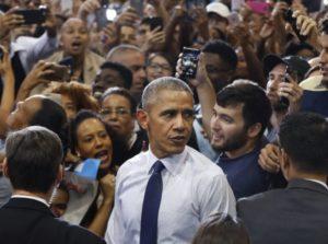 Obama Approval Rating