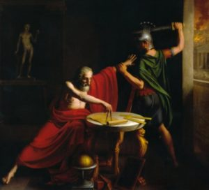 Greek mathematician, Engineer, Inventor, and Astronomer Archimedes of Syracuse