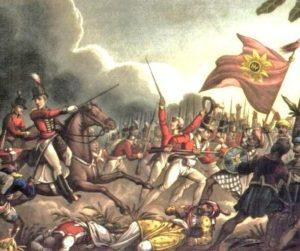 Plassey Battle