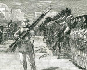 Sepoy Mutiny at Lahore