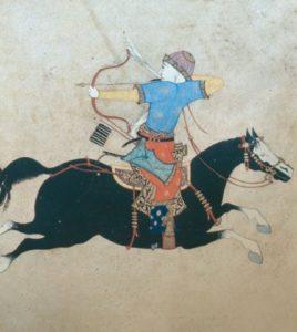 Turks Horse Archer