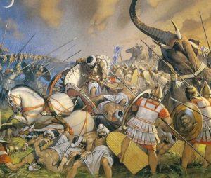 Battle of Hydaspas