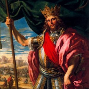 Theodoric - Barbarian King of Ostrogoths