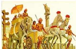 Ancient Army in Indian Subcontinent