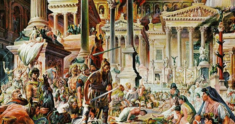 Alaric - 19 Facts about Visigoth King who sacked Rome