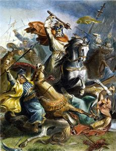 Charles Martel and Battle of Tours