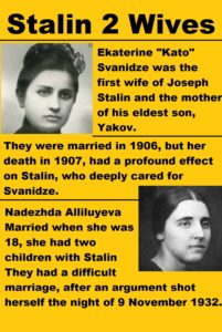 Stalin Wife