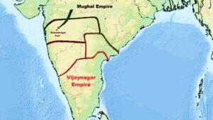 Mughal Attack on Ahmednagar