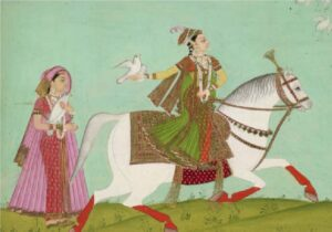 Chand Bibi Family Background