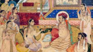 How did Jahangir Died