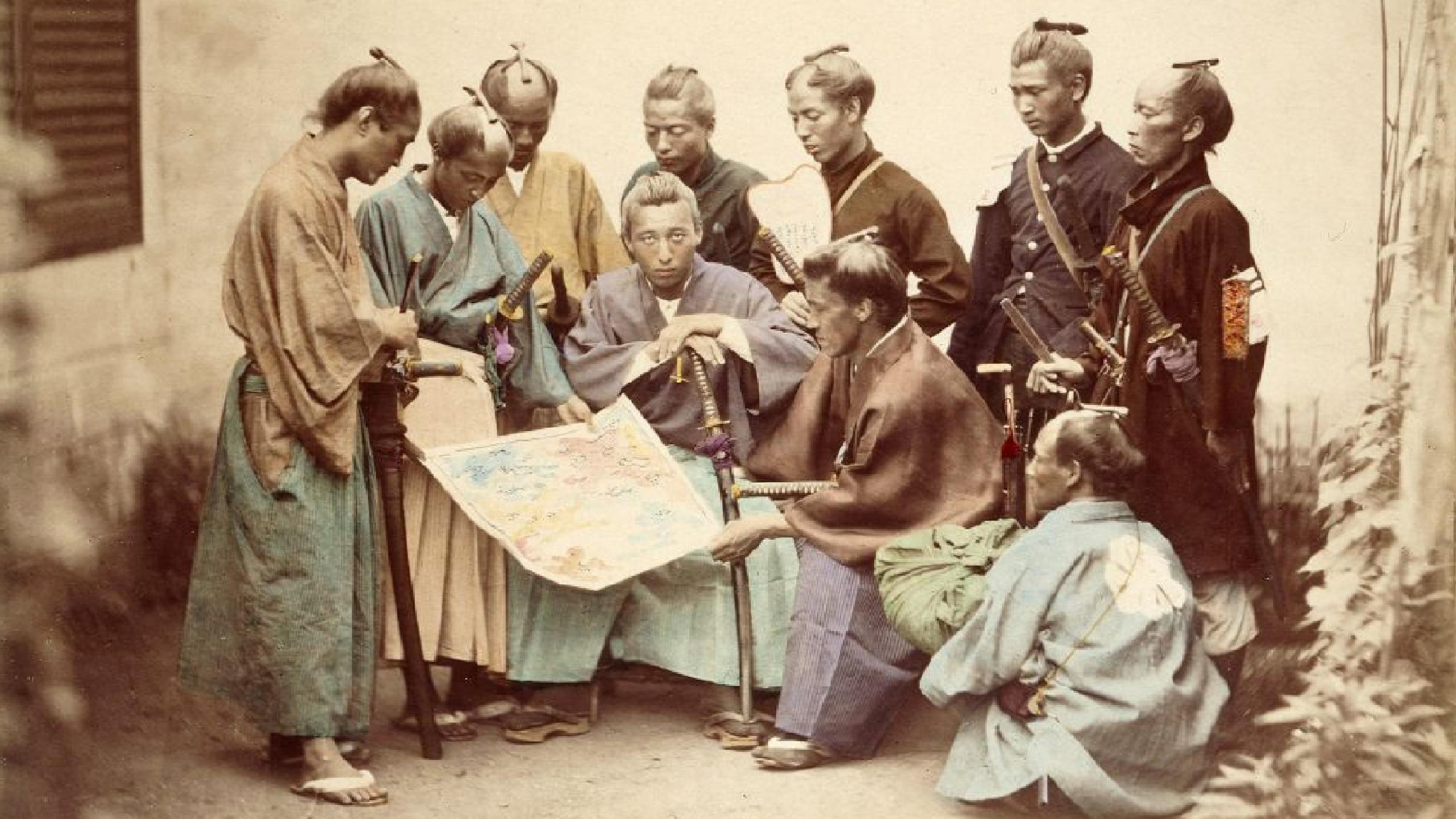 Samurai during Boshin War