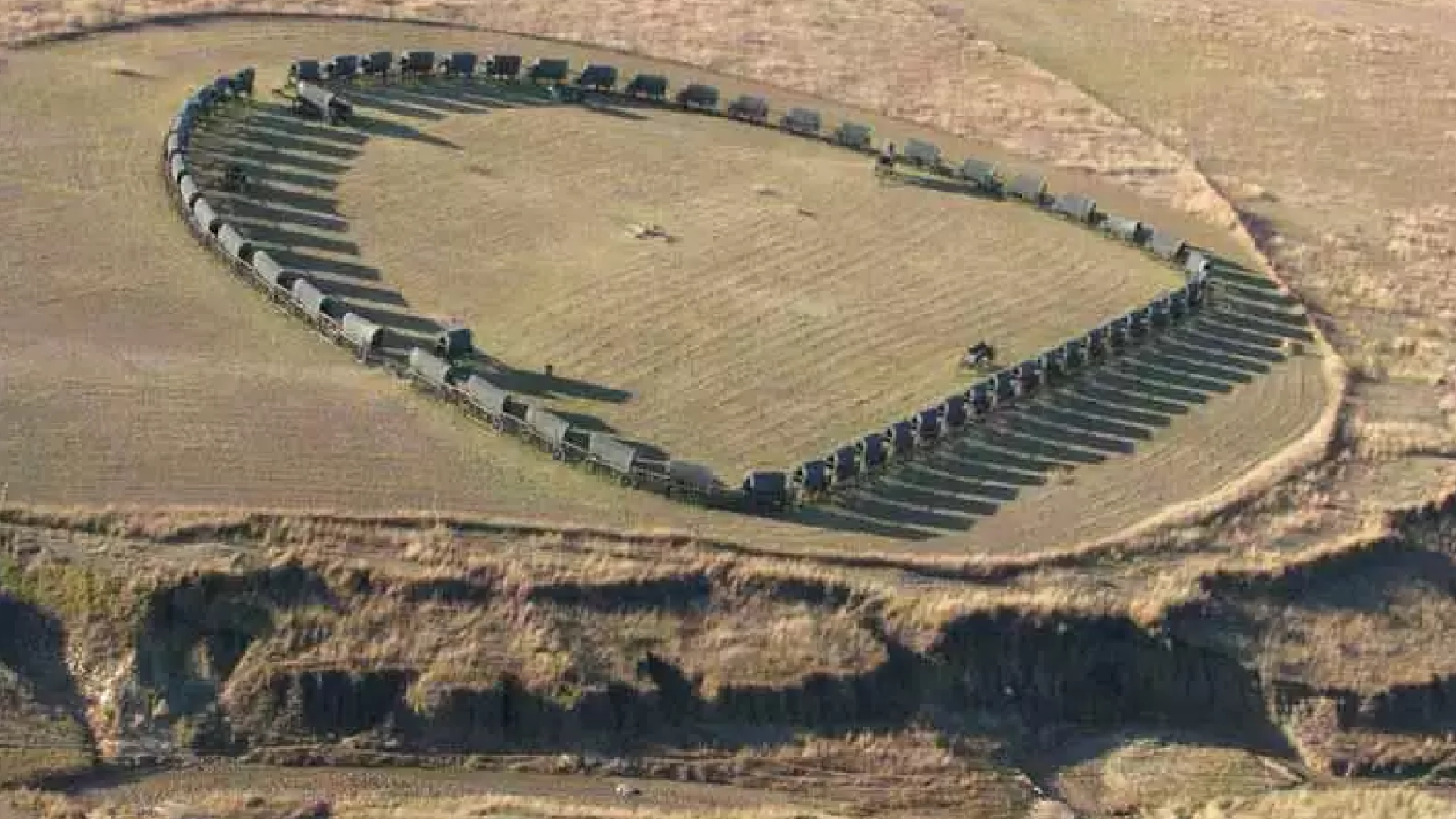 Fortified Ox-WagonsFort