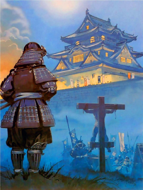 Siege of Nagashino - Torii message to Sadamasa
