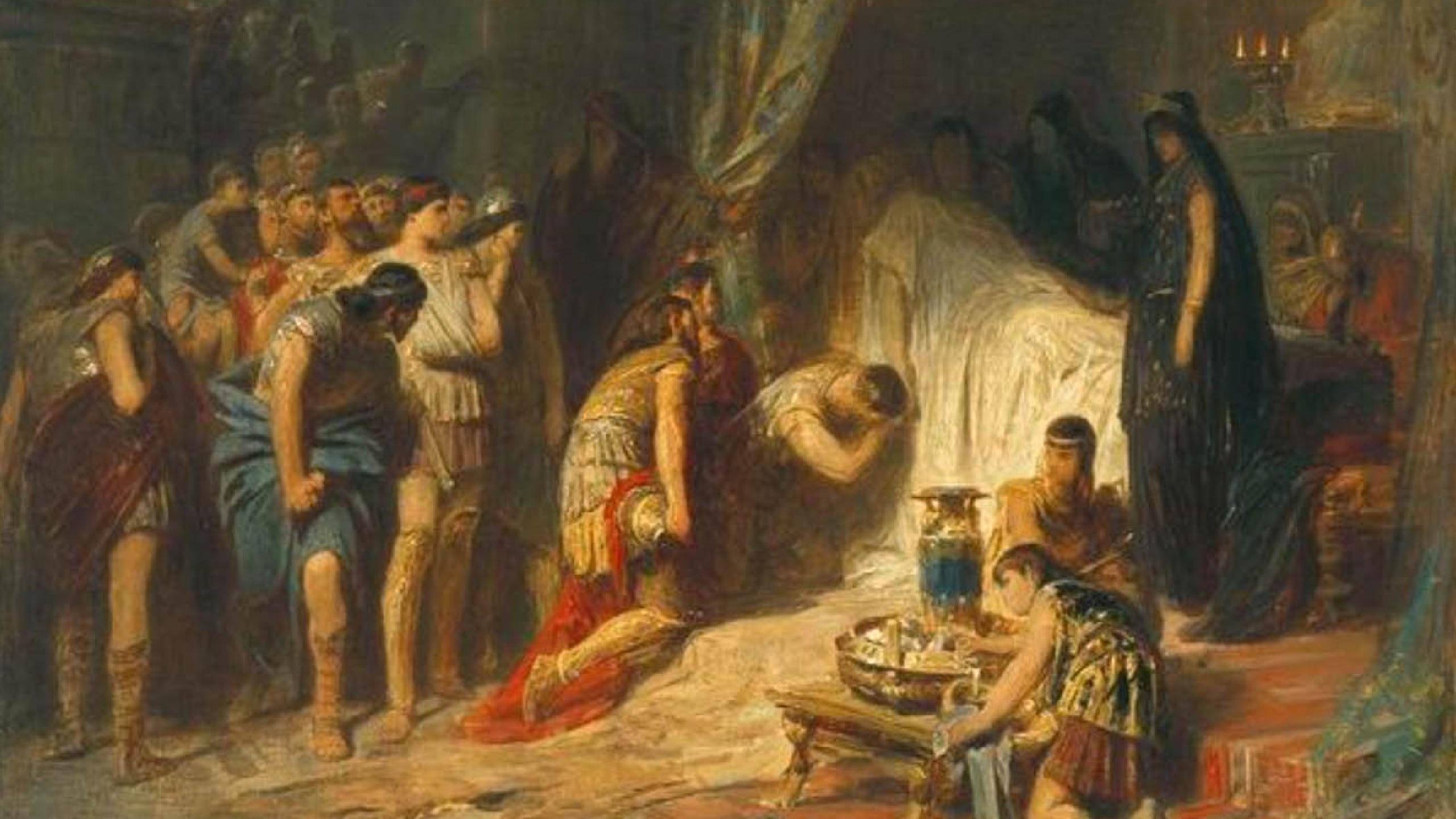 How did Gaius Marius Die  Pleurisy