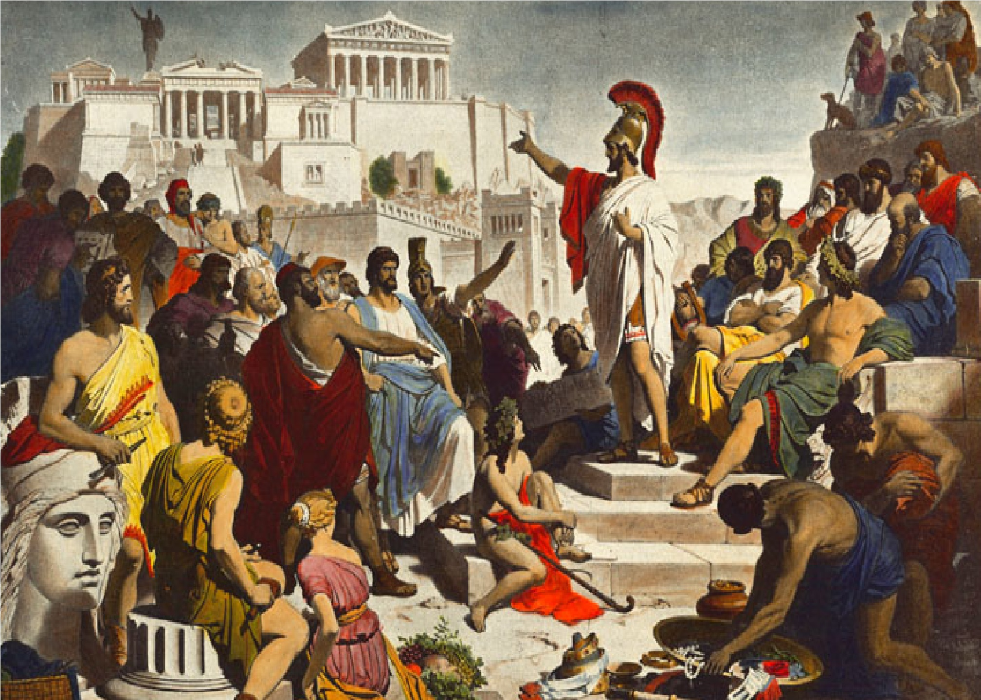 citizens' assembly of Athens